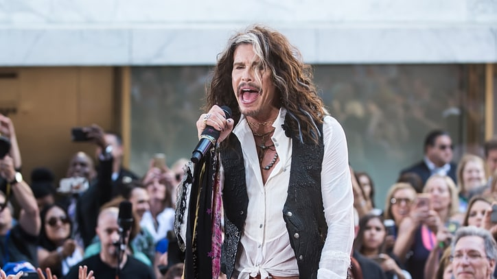Hear Steven Tyler's Funky New Song 'We're All Somebody From Somewhere'