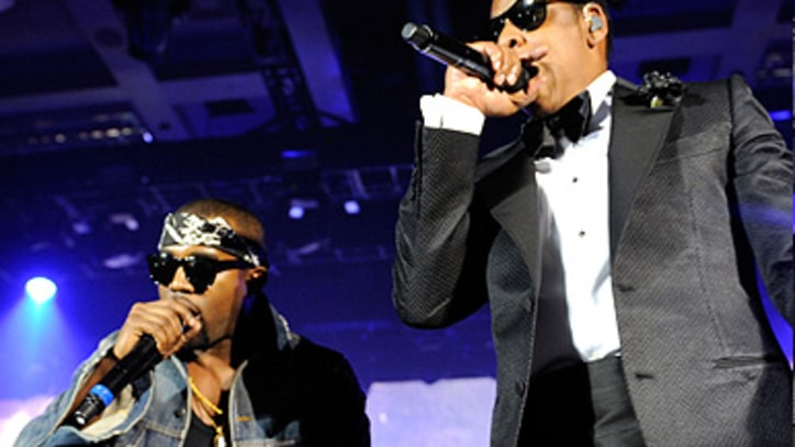 Jay-Z and Kanye Reroute 'Watch the Throne' Tour