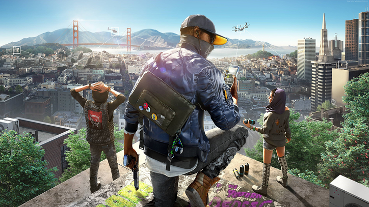 'Watch Dogs 2': Inside Game Daring to Take on San Francisco Tech Boom