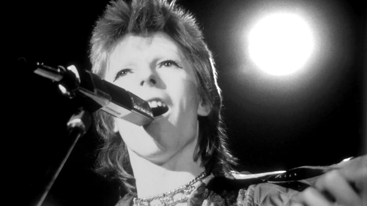 David Bowie: The Night Ziggy Stardust Met America