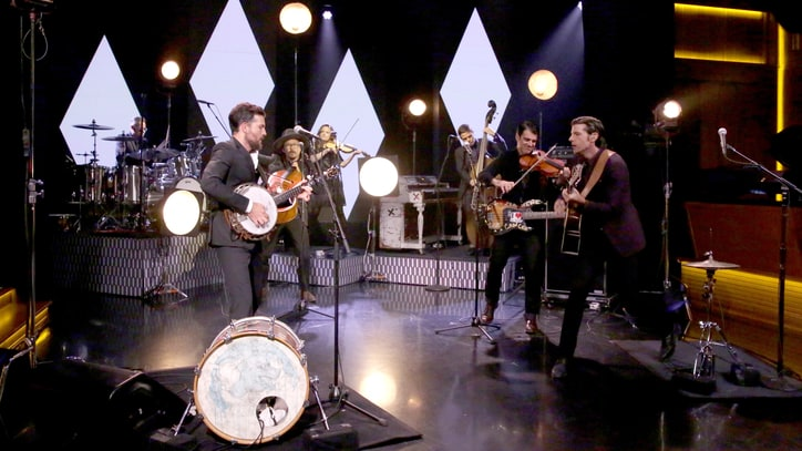 See Avett Brothers' Fiery 'Satan Pulls the String' on 'Fallon'