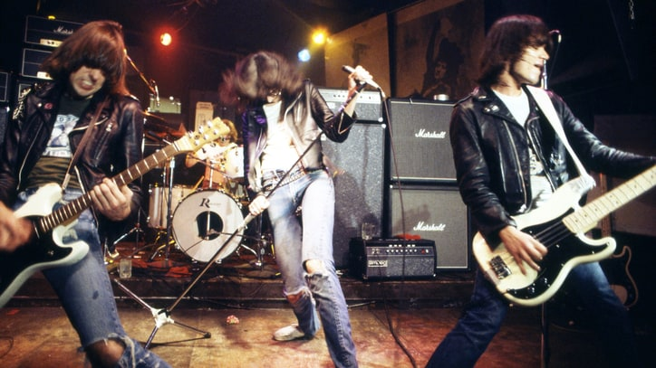 Hear Ramones' Early, Raw Demo for 'I Don't Wanna Walk Around With You'