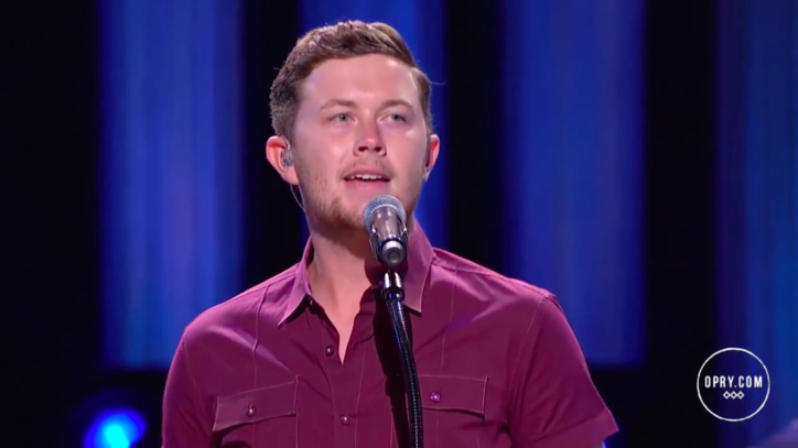 See Scotty McCreery Sing Emotional '5 More Minutes'