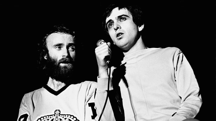 Flashback: Peter Gabriel, Phil Collins Re-Record a Genesis Classic