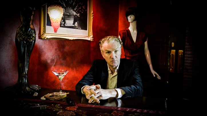 See Mick Harvey Channel Serge Gainsbourg's Decadent Ennui