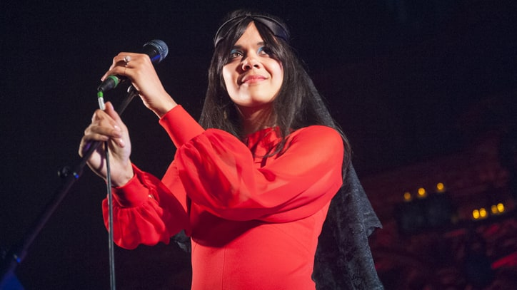 Bat for Lashes on How 'Spiritual Ritual' of Marriage Inspired New LP