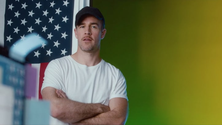 Watch James Van Der Beek Impersonate Diplo in Mad Decent Video