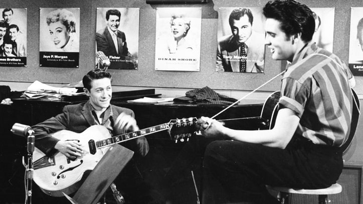 Q&A: Scotty Moore Keeps On Rockin'