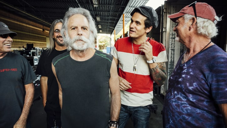 Dead & Company: See Backstage Photos From Summer Tour Opener