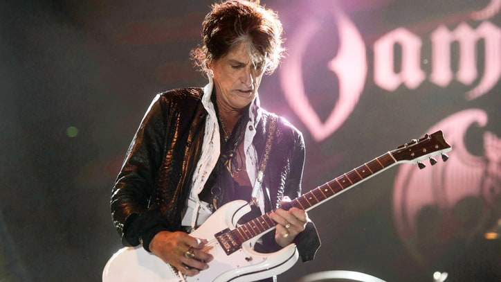 Aerosmith's Joe Perry Wants Your Rock & Roll to Sound Better