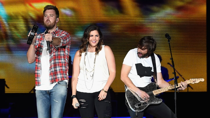 See Lady Antebellum's Blissful Justin Timberlake Cover