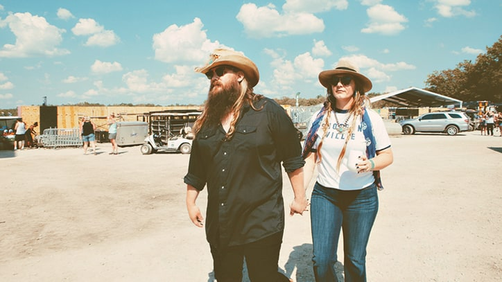 Chris Stapleton on Live Spontaneity and Why He'll Never Mime to Tracks