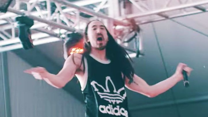 Watch Steve Aoki, Rich the Kid, ILoveMakonnen Host Rager in 'How Else' Video