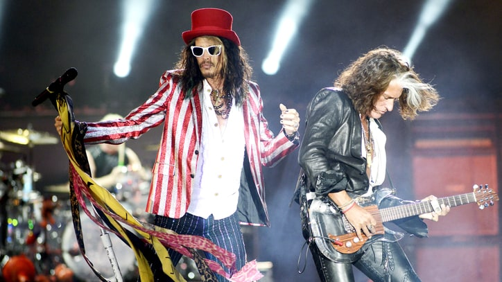 Aerosmith's Joe Perry Addresses Steven Tyler's 'Farewell Tour' Claim