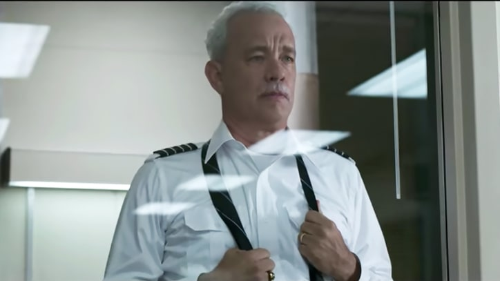 Watch Tom Hanks Pull Off a Miracle on the Hudson in 'Sully' Trailer