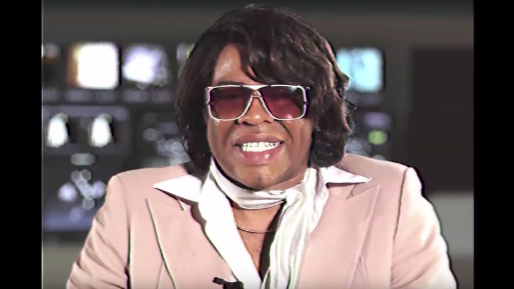 Watch Jordan Peele Recreate 'Nutzoid' James Brown Interview