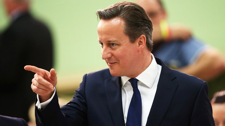 Hear U.K. Prime Minister David Cameron Paraphrase the Smiths in Parliament