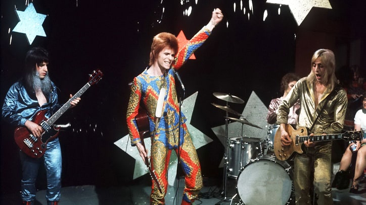 How David Bowie Became the 'Starman'