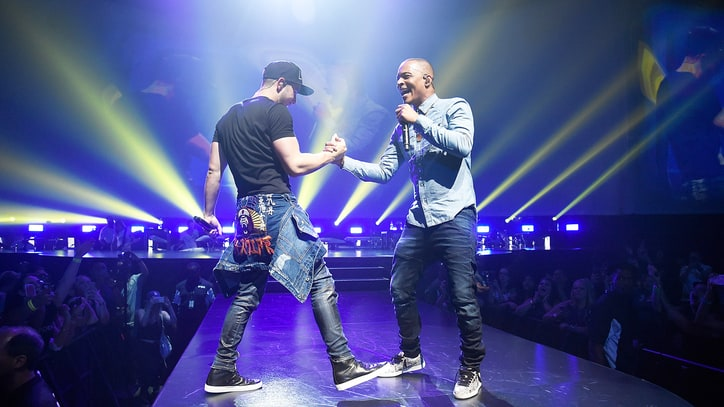 Watch T.I. Join Nick Jonas, Demi Lovato for 'Future Now' Tour Kickoff