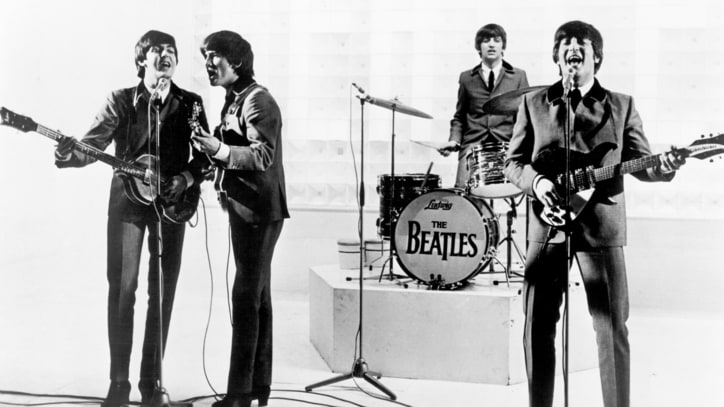 Beatles' 'Love Me Do' Drum Kit to Be Sold At Auction