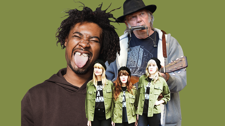 Our Favorite Songs and Videos Right Now: Neil Young, Danny Brown and more