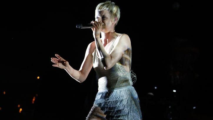 Hear Robyn's Pulsating 'Indestructible (the Black Madonna Remix)'