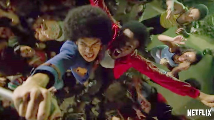 Hear Nas Survey Bronx Crime in Electrifying 'Get Down' Trailer