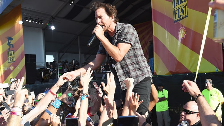 Pearl Jam Revive Intimate, Pre-Bonnaroo Gig for Third Man Live LP