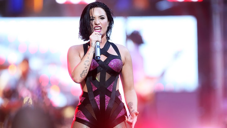 Hear Demi Lovato's Alluring New Song 'Body Say'