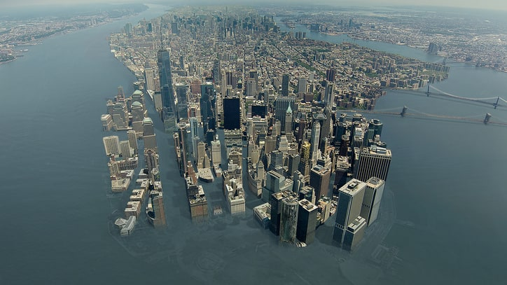 Can New York Be Saved in the Era of Global Warming?