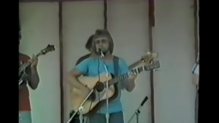 Flashback: Keith Whitley, J.D. Crowe Harmonize on 'Hickory Wind'