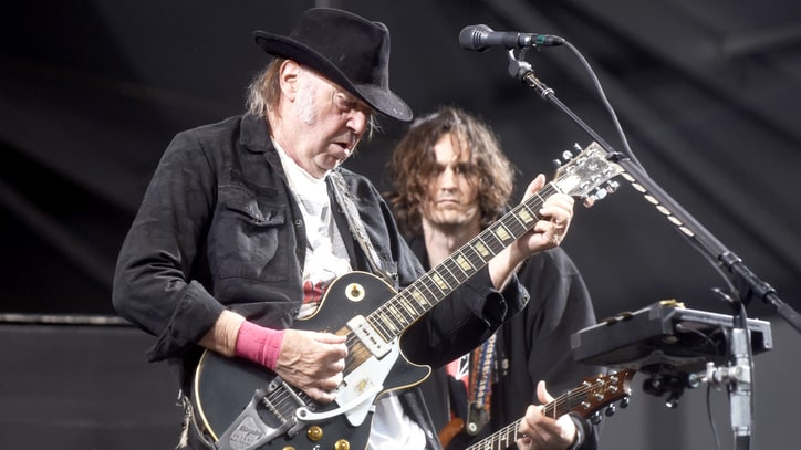 Listen to 'Rolling Stone Music Now' Podcast: Neil Young's New Groove