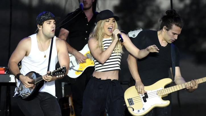 The Band Perry Postpone Concert Over Security Threat