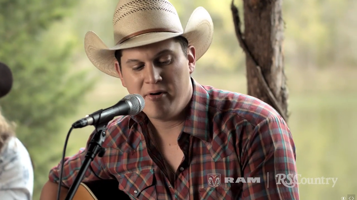 See Jon Pardi Bring 'California Sunrise' to Rustic Tennessee Stage