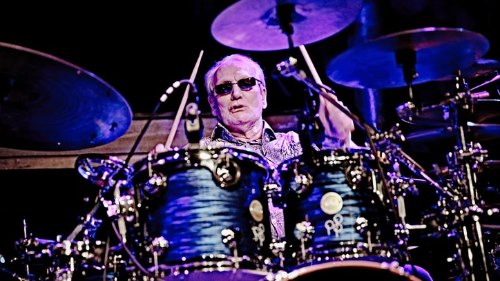 Cream Drummer Ginger Baker Recovering From Heart Surgery