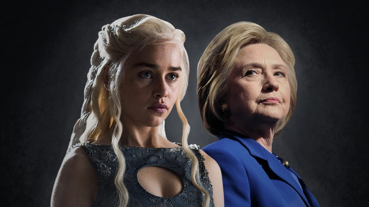'Game of Thrones' Real-Life D.C. Counterparts: Election 2016 Edition