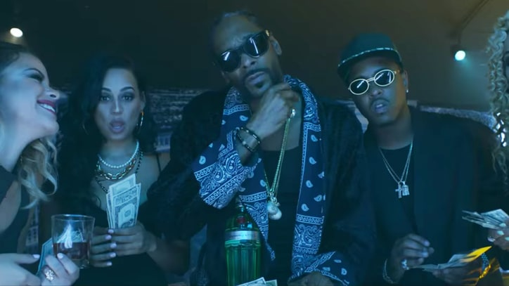 Watch Snoop Dogg, Jeremih in Raunchy 'Point Seen Money Gone' Video