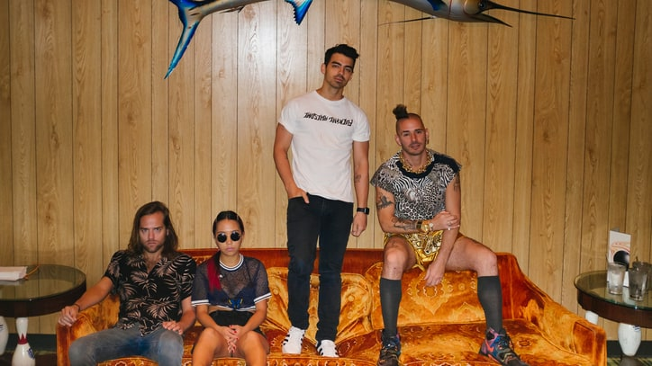 Go Behind the Scenes With DNCE's 'Revival' Tour Photo Diary