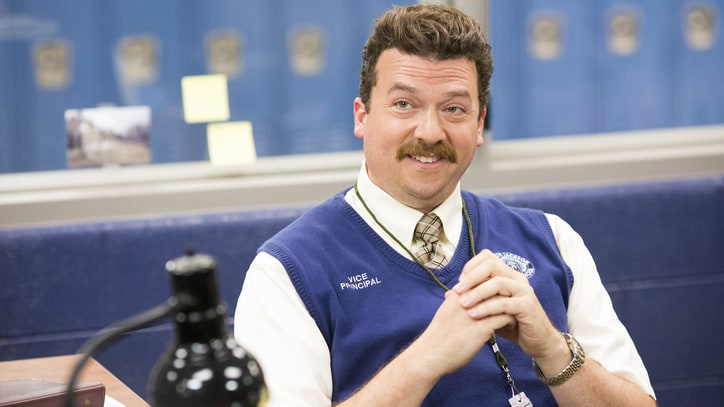 Danny McBride on 'Vice Principals,' Trump and Being Chased by Aliens