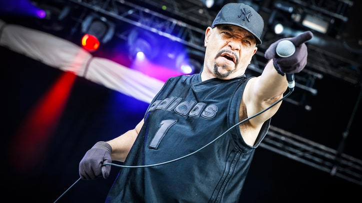 Watch Ice-T, Body Count's Savage Cover of Slayer's 'Raining Blood'