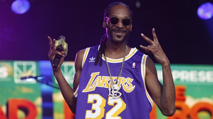 Snoop Dogg to Headline 'Unity' Concert After Democratic Convention