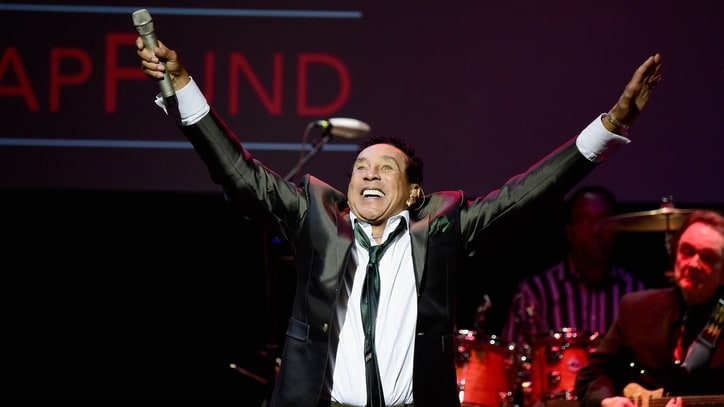 Smokey Robinson to Receive Library of Congress' Gershwin Prize