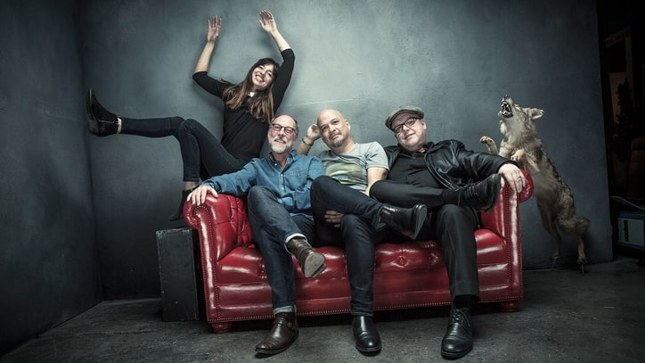 Pixies Prep New Album 'Head Carrier,' Drop First Single 'Um Chagga Lagga'