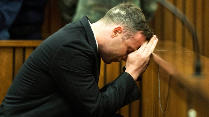 Watch Oscar Pistorius Get Sentenced for Murder