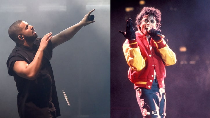 Why Drake Isn't as Popular as Michael Jackson
