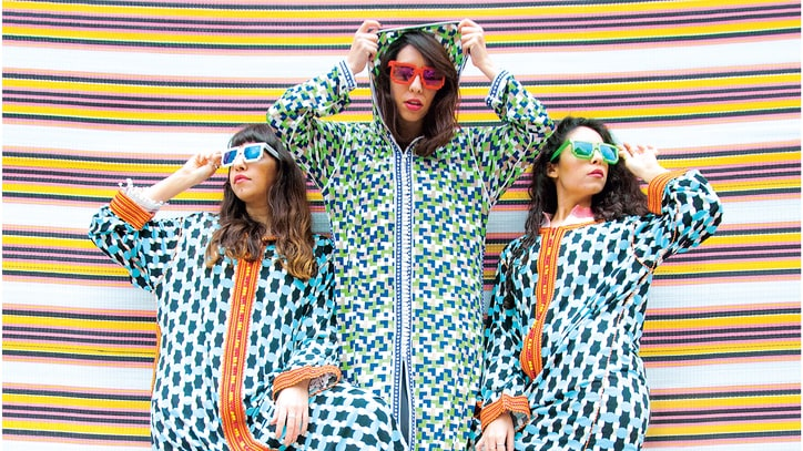 A-Wa: The Israeli Trio Turning Yemenite Tradition Into a Global Groove