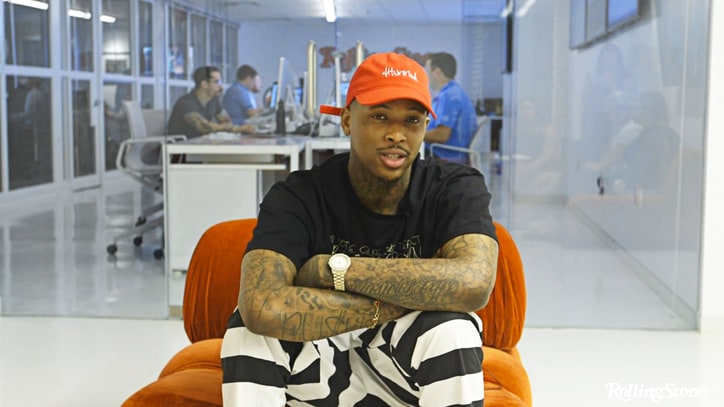 See YG Address 'F--k Donald Trump' Song, Uniting 'Blacks and Browns'