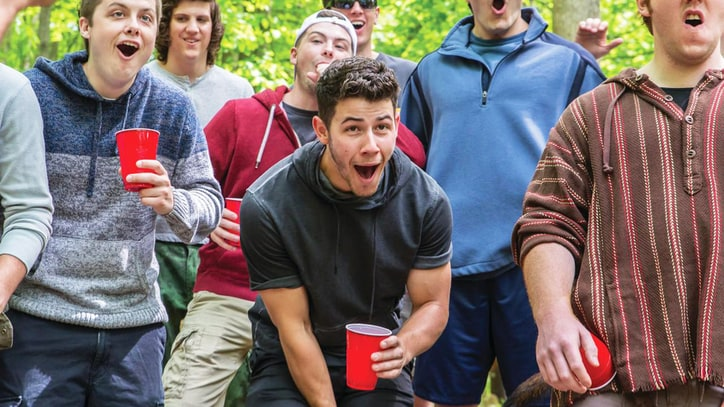 Watch Nick Jonas Play Raging Frat Boy in 'Goat' Trailer