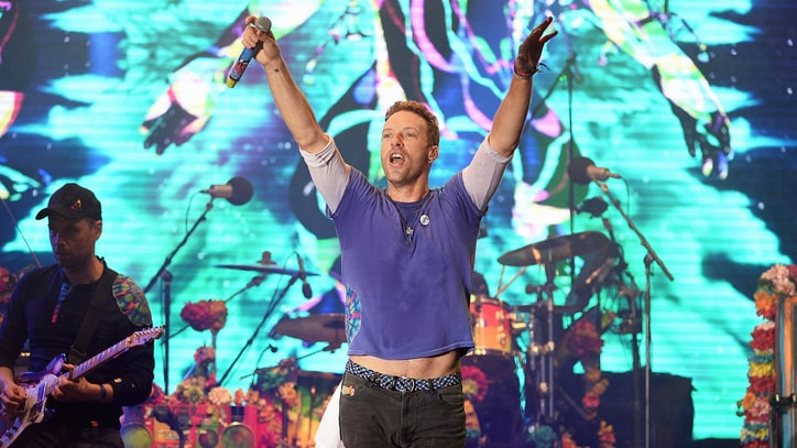 Watch Coldplay's Devastating Prince Cover