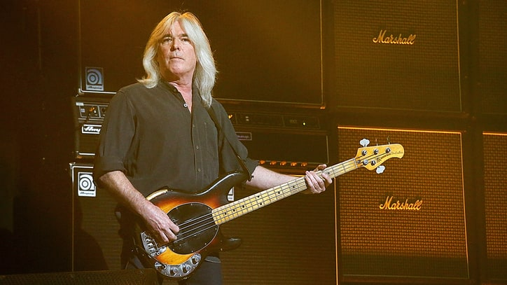AC/DC's Cliff Williams: 'I'm Backing Off Touring and Recording'
